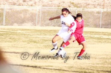 Girls Soccer - Photography - Twentynine Palms-143
