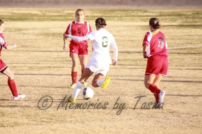 Girls Soccer - Photography - Twentynine Palms-162