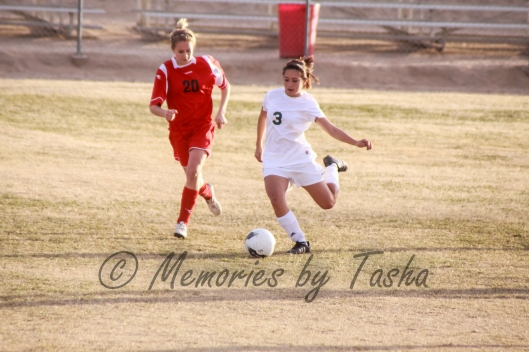 Girls Soccer - Photography - Twentynine Palms-164