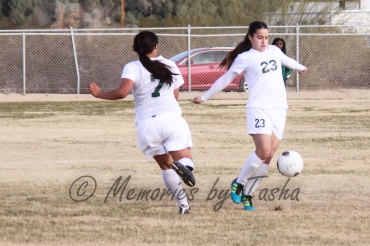 Girls Soccer - Photography - Twentynine Palms-17