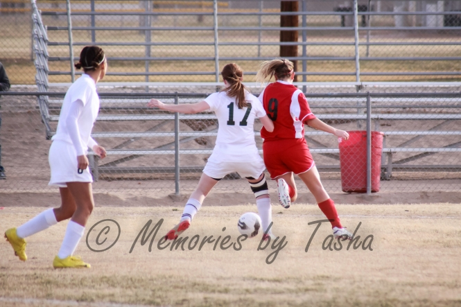 Girls Soccer - Photography - Twentynine Palms-35