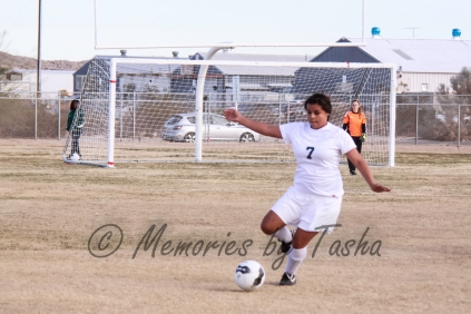 Girls Soccer - Photography - Twentynine Palms-4