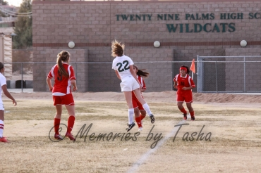 Girls Soccer - Photography - Twentynine Palms-94