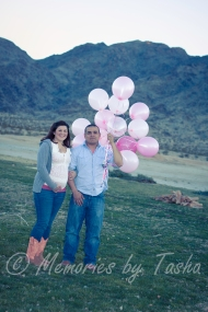 Twentynine Palms Photographer - Maternity Photography - Gender Announcement Photography-12