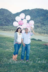 Twentynine Palms Photographer - Maternity Photography - Gender Announcement Photography-6