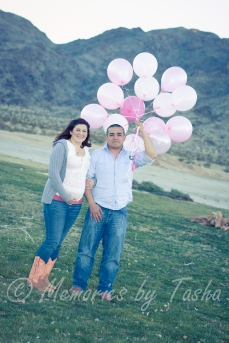 Twentynine Palms Photographer - Maternity Photography - Gender Announcement Photography-9