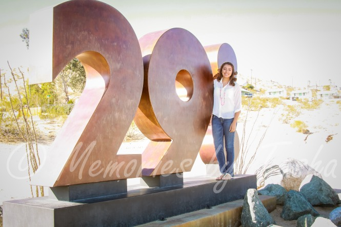 Twentynine Palms Photographer - Senior Portraits-8