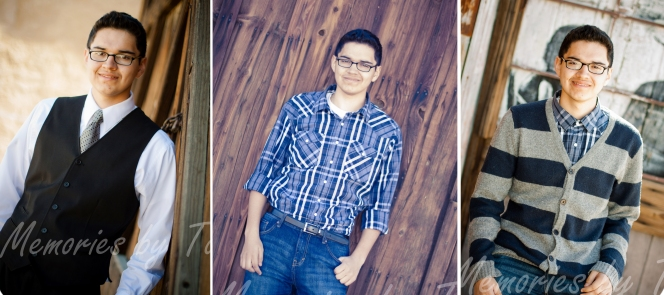 Twentynine Palms Senior Portraits 1
