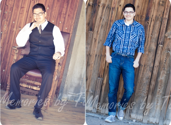 Twentynine Palms Senior Portraits 3