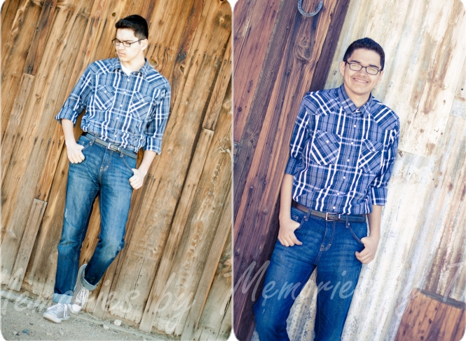 Twentynine Palms Senior Portraits 4