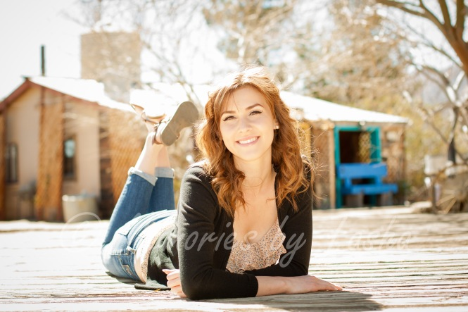 Twentynine Palms Photographer - Senior portraits - Sara-27