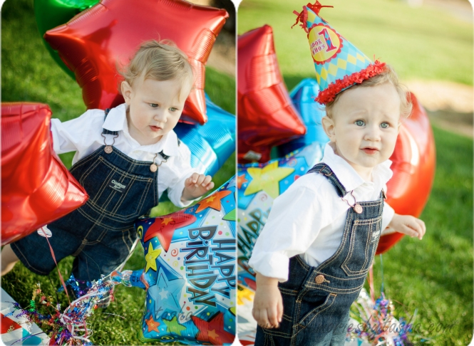 Twentynine Palms Photographer - Cake Smash Photography - Children's Photographer-c