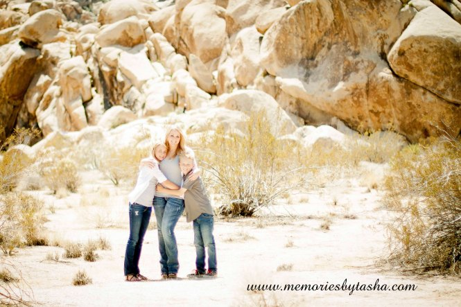 Twentynine Palms Photographer - Family Sessions