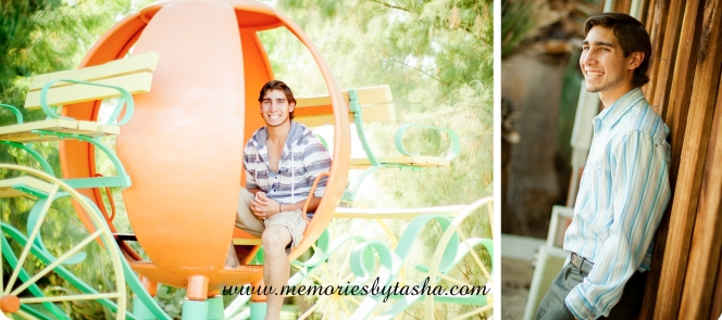 Twentynine Palms Photographer - Senior Sessions - Cole1