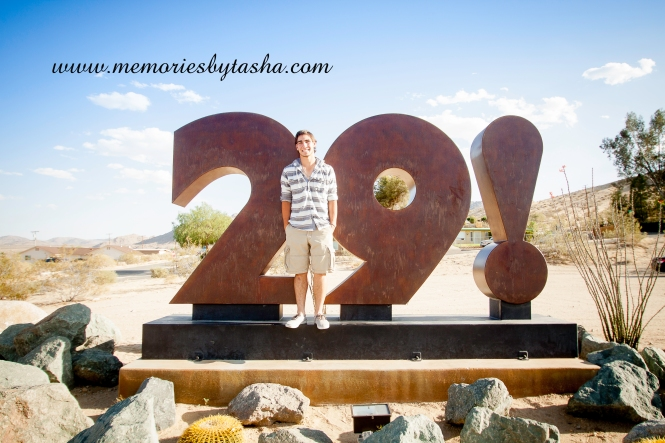 Twentynine Palms Photographer - Senior Sessions - Cole3