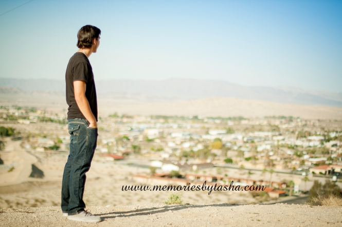 Twentynine Palms Photographer - Senior Sessions - Cole7