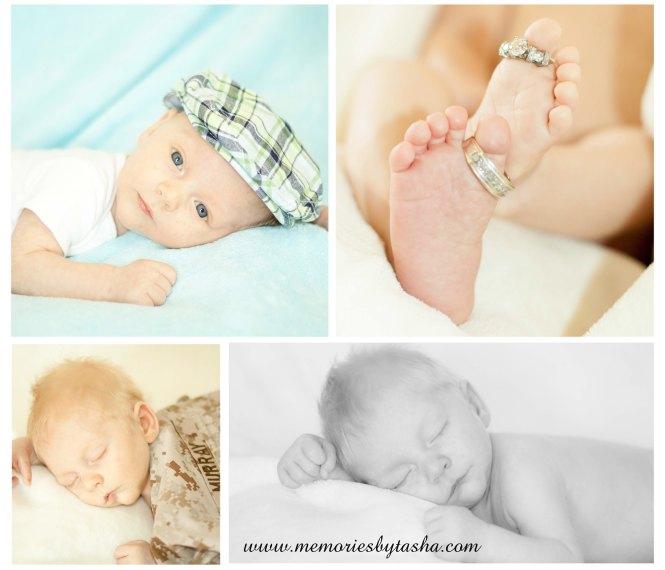 Twentynine Palms Photographer - Newborn Photography - Liam-01