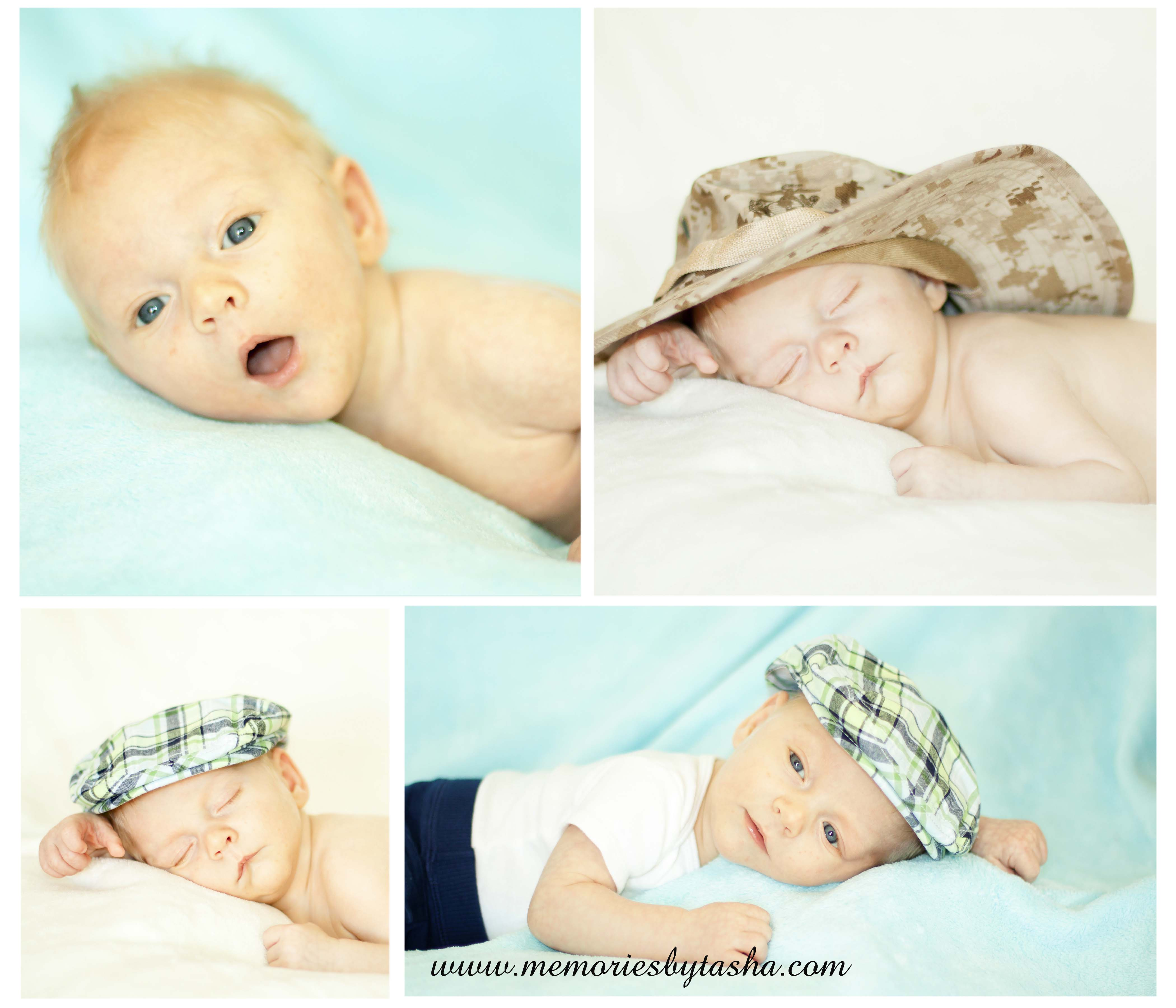 Twentynine Palms Photographer - Newborn Photography - Liam-04