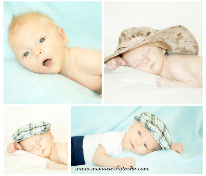 Twentynine Palms Photographer - Newborn Photography - Liam-04