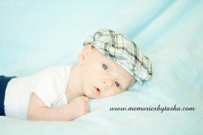 Twentynine Palms Photographer - Newborn Photography - Liam-05