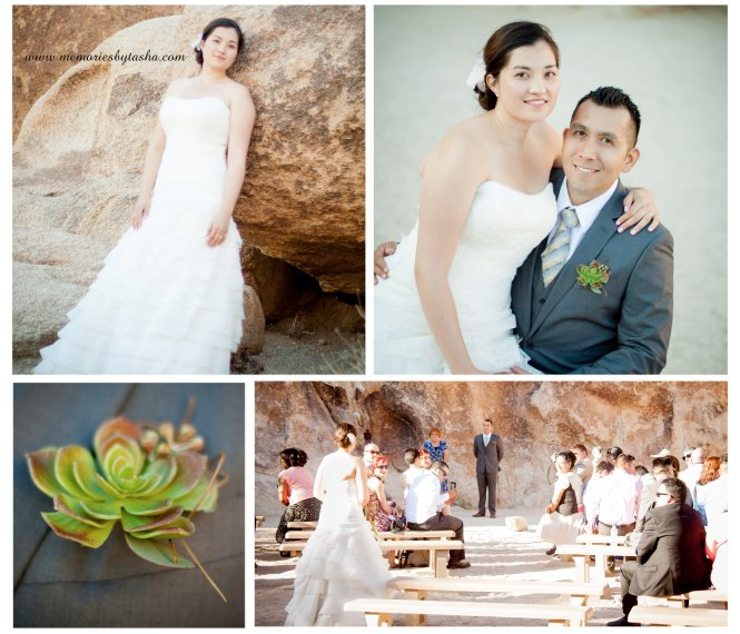 Twentynine Palms Photographer - Wedding Photography 01