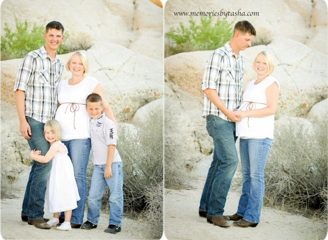 Twentynine Palms Photography - Maternity Sessions - Family Sessions 11