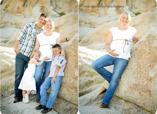 Twentynine Palms Photography - Maternity Sessions - Family Sessions 9