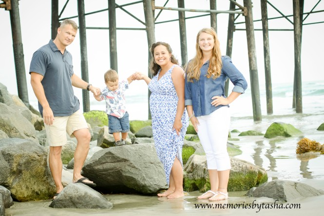 Oceanside Photographer - Family Photography Sessions - Gehris 2