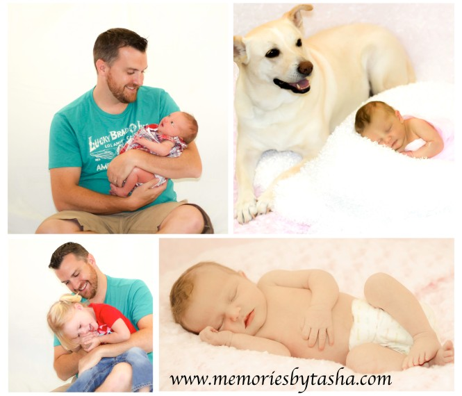 Twentynine Palms Photographer - Newborn Photography - Family Photography - Pierce Family Session 10