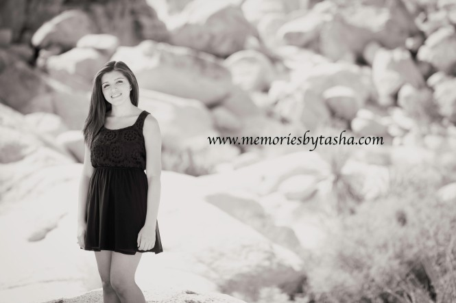 Twentynine Palms Photographer - Joshua Tree Monument Photography - Birthday Photography Session - Alexa 03