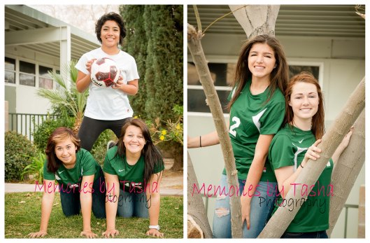 Twentynine Palms Photographer - Twentynine Palms Sports Photographer - Girl's Fun Session 2