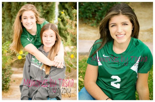 Twentynine Palms Photographer - Twentynine Palms Sports Photographer - Girl's Fun Session 3