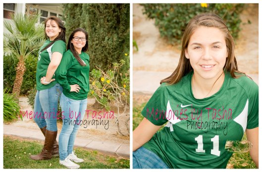 Twentynine Palms Photographer - Twentynine Palms Sports Photographer - Girl's Fun Session 4