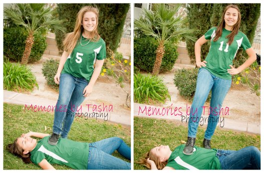 Twentynine Palms Photographer - Twentynine Palms Sports Photographer - Girl's Fun Session 7