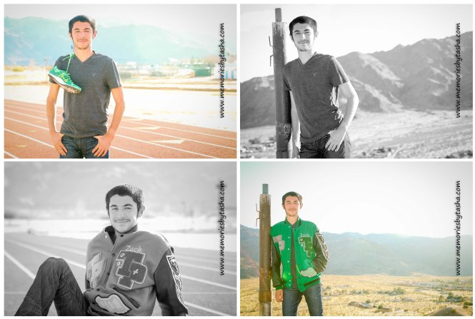 Twentynine Palms Photographer - High School Senior Photography - Zach Kanlong 1