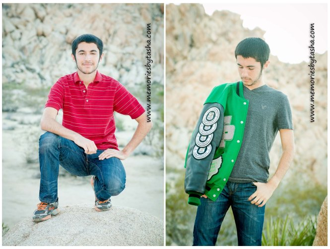 Twentynine Palms Photographer - High School Senior Photography - Zach Kanlong 6