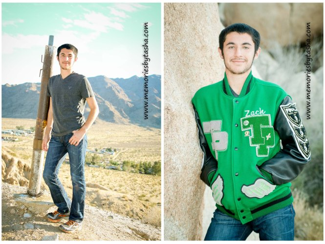 Twentynine Palms Photographer - High School Senior Photography - Zach Kanlong 8