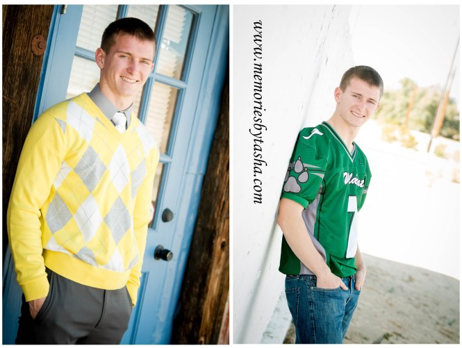Twentynine Palms Photographer - Senior Portraits - Culver 2