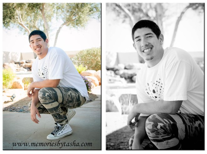 Twentynine Palms Photographer, Twentynine Palms Senior Portraits, Twentynine Palms Family Photographer - Cole 10