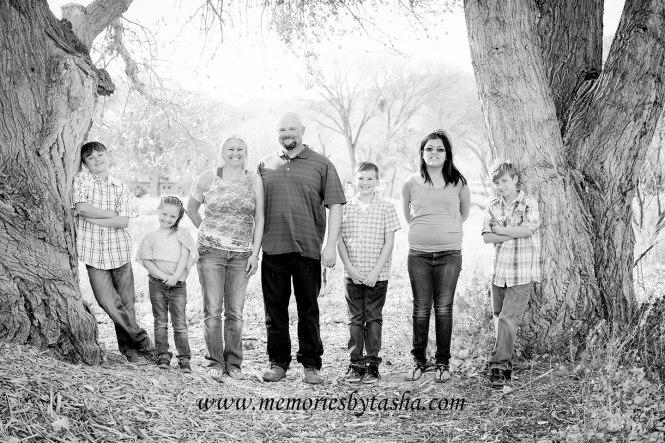 Twetynine Palms Photography - Twentynine Palms Family Photographer - Dailey 9