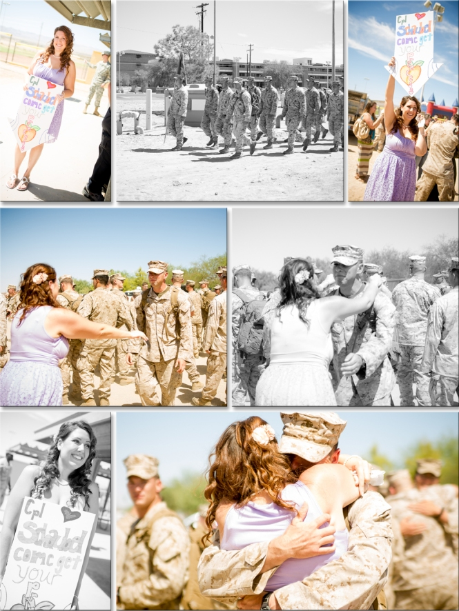 Twentynine Palms Photographer, Yucca Valley Photographer, Twentynine Palms Military Homecoming Photography, Yucca Valley Military Homecoming Photography 1