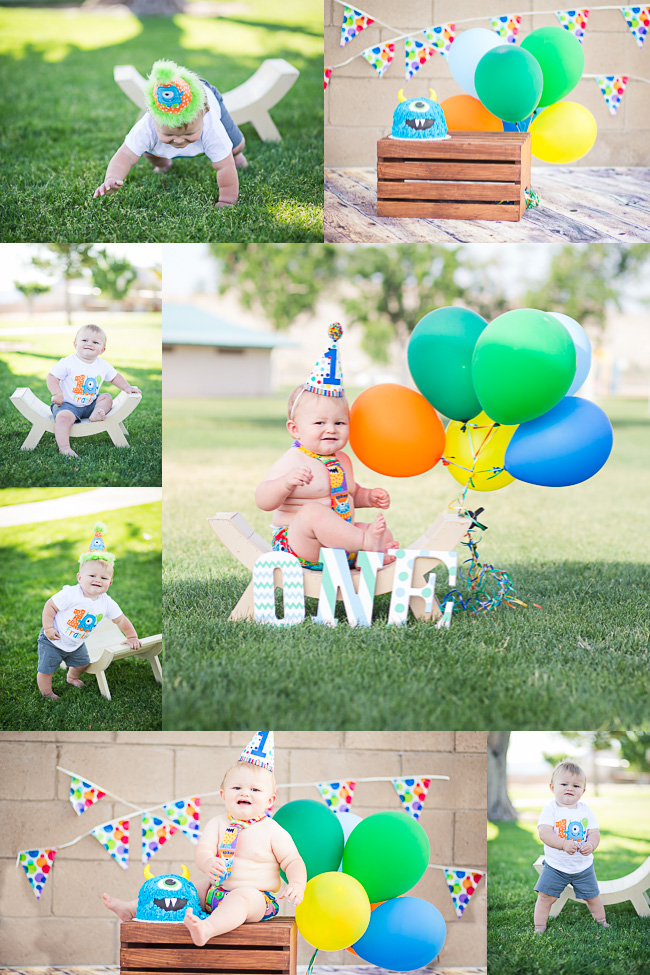 Twentynine Palms Photographer, Yucca Valley Photographer, Twentynine Palms Cake Smash Sessions, Yucca Valley Cake Smash Sessions