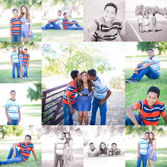 Twentynine Palms Family Photographer - Brown