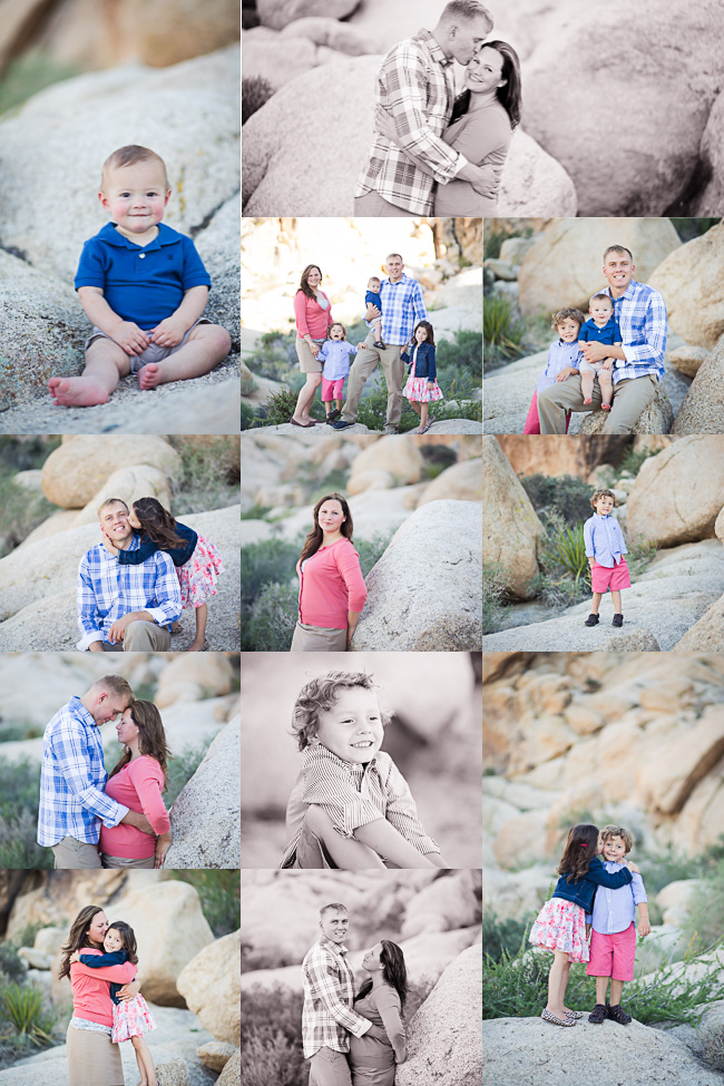 Twentynine Palms Family Photographer - Erickson