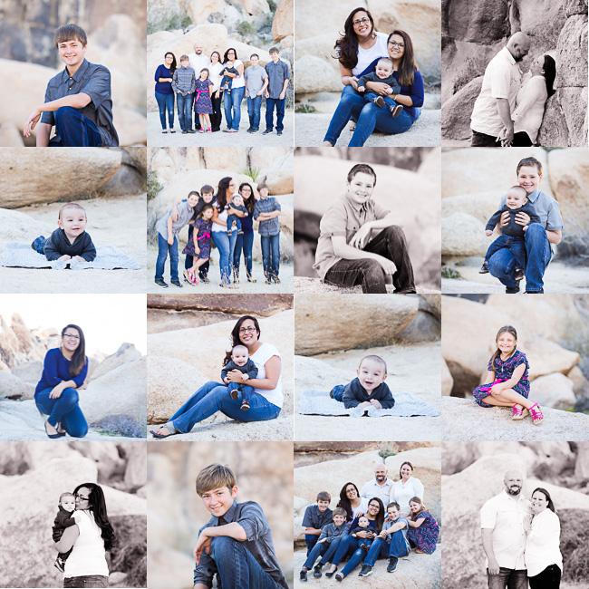 Twentynine Palms Family Photographer - Brookins