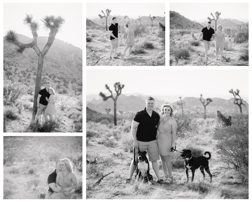 Twentynine Palms Couple's Photography - Yucca Valley Couple's Photography - Joshua Tree Couple's Photography - Leins 2