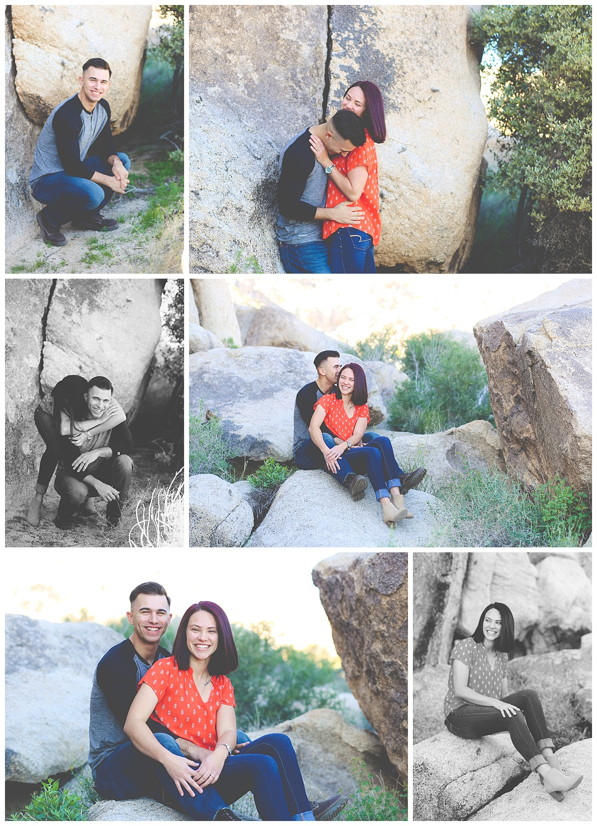 Twentynine Palms Couples Photography - Twentynine Palms Couples Photographer Serb