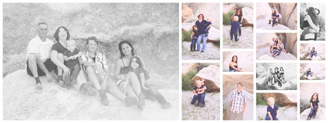 Twentynine Palms Family Photographer - Yucca Valley Family Photographer - Uptain