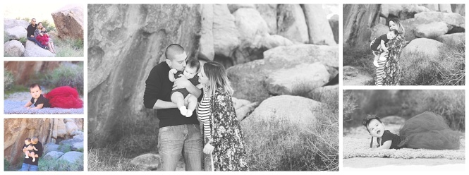 Twentynine Palms Family Photographer - Yucca Valley Family Photographer - Stone